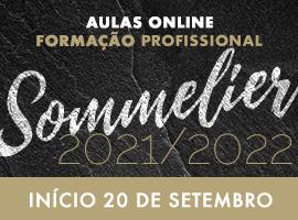 X CURSO DE SOMMELIER PROFISSIONAL - ONLINE