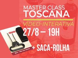 Master Class Toscana - COM ABRIDOR