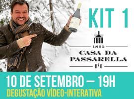 Degustação Casa da Passarella - KIT 1