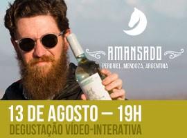 Degustação vídeo-interativa: Vinícola Amansado