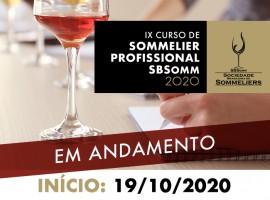 IX CURSO DE SOMMELIER PROFISSIONAL SBSomm