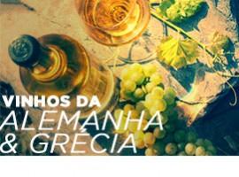 [ONLINE] AULA DE VINHOS DA ALEMANHA E GRÉCIA
