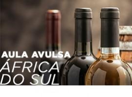 [ONLINE] AULA VINHOS DA ÁFRICA DO SUL
