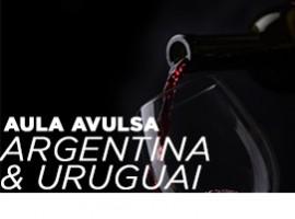 [ONLINE] AULA VINHOS DA ARGENTINA E URUGUAI
