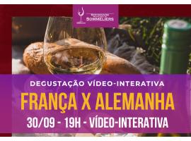 [DEGUSTAÇÃO] FRANÇA x ALEMANHA