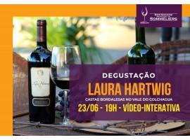 [DEGUSTAÇÃO] LAURA HARTWIG