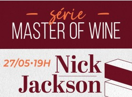 SÉRIE MASTER OF WINE - NICK JACKSON
