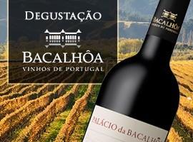 Degustação de vinhos - Bacalhoa